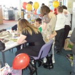 Find your talent event at Parkfields Library